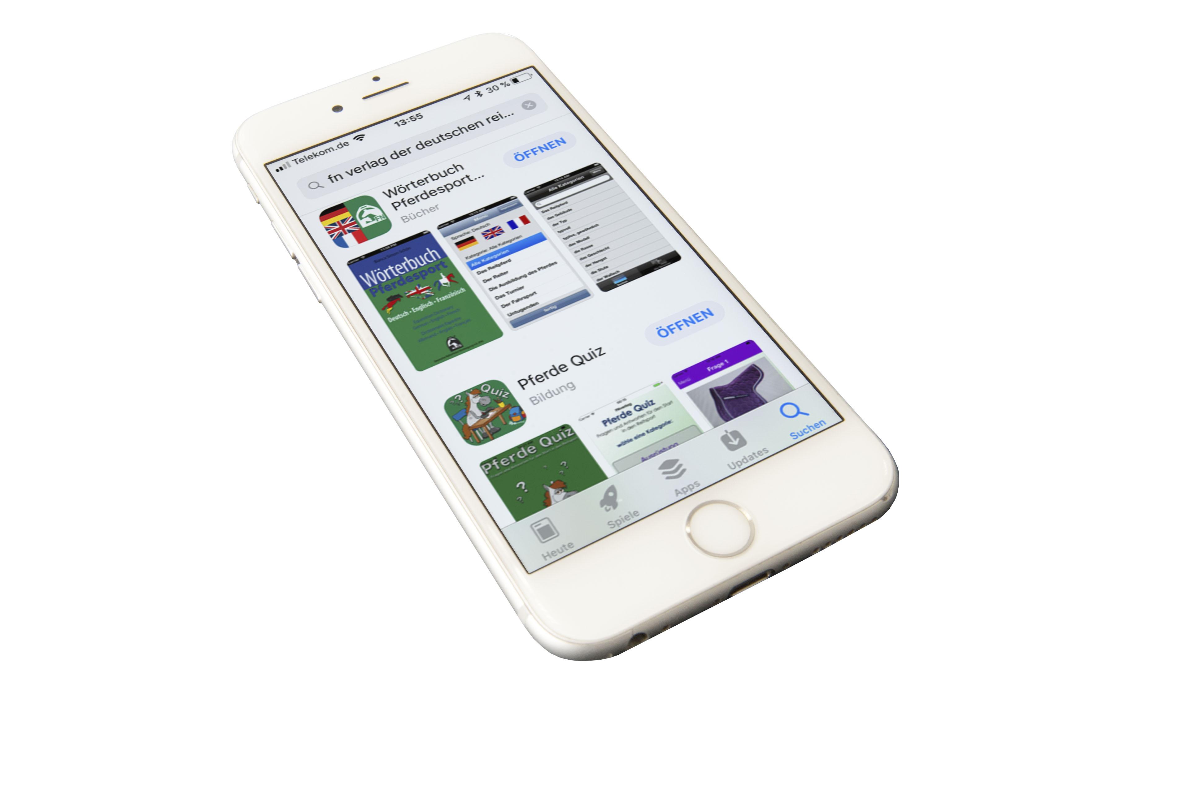 """Neue App """"Pferde Quiz"""" jetzt in den App-Stores"""